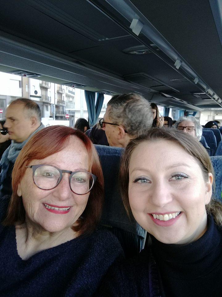 AR in In viaggio verso Foggia