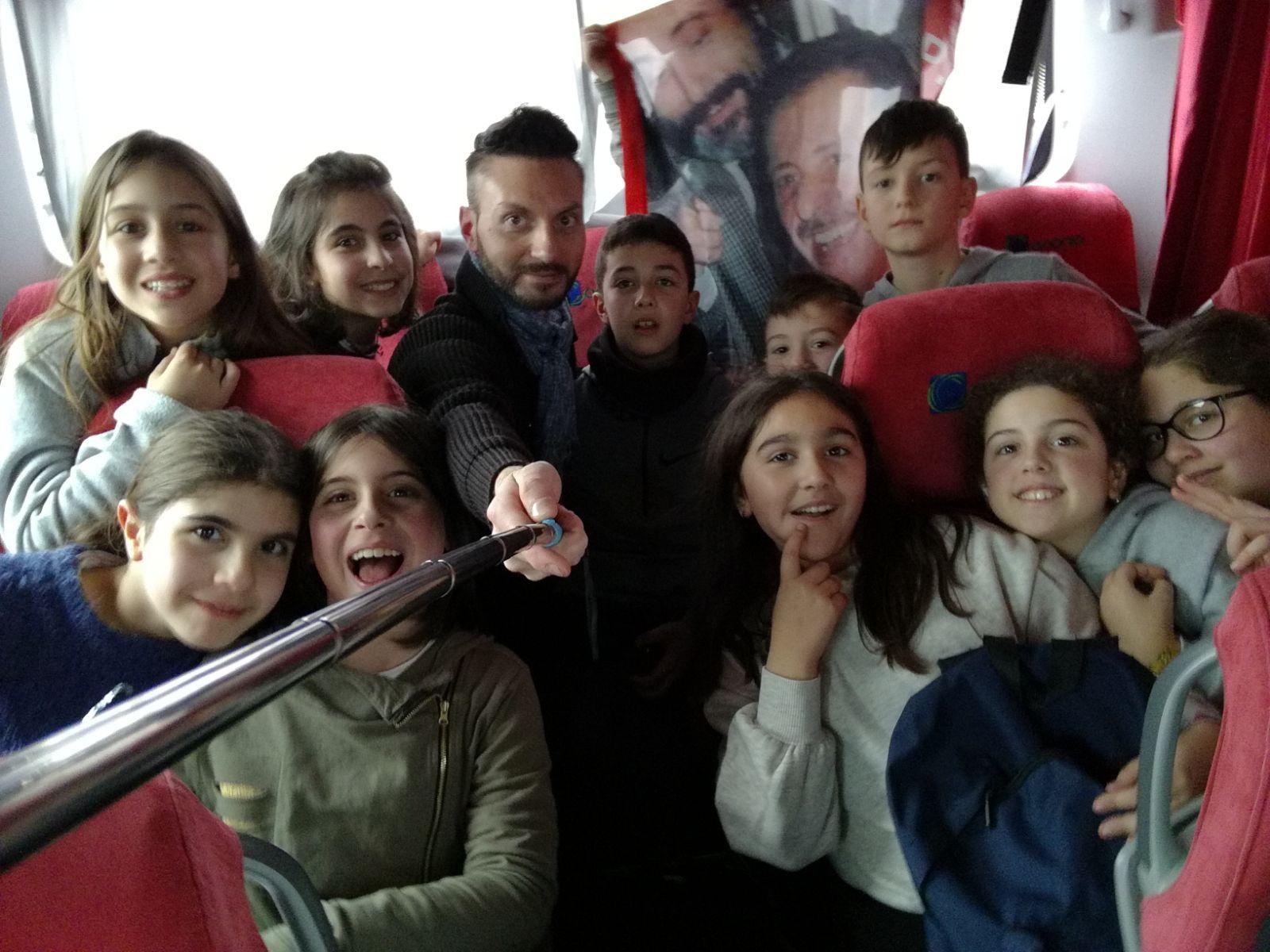 In viaggio verso Foggia
