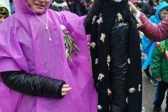 Foggia: La priovra realizzata e imprigionata nella rete come simbolo della sconfitta mafiosa