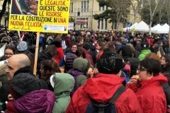 Foggia: l'istituto comprensivo Caporizzi Lucarelli - Acquaviva delle fonti - BA - in corte