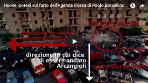 """Proiezione di """"Nuove ipotesi sul furto dell'Agenda Rossa"""" @ Casa di Paolo"""