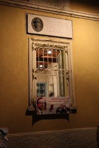 Cinigiano palazzo Bruchi