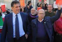 Antonino DI Matteo e Salvatore Borsellino