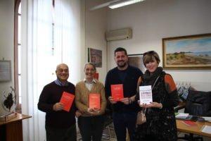 Donate due «Agende Rosse» e una copia del libro «La Repubblica delle stragi» alla Biblioteca di Grosseto