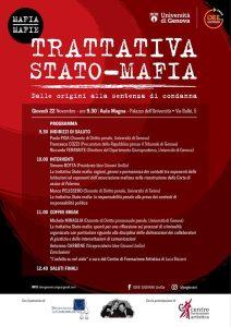 """""""Mafia - Mafie"""" Quarta edizione @ Genova"""