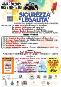"""Genova: Progetto """"Sicurezza e Legalità"""" @ Genova"""