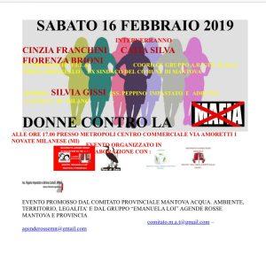 Donne contro la mafia @ Centro Commerciale Metropoli