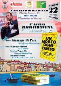 Paolo Borometti a Bitritto (BA) @ Castello di Bitritto