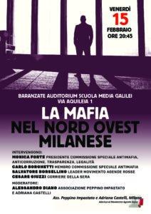 Le  mafie nel nord ovest milanese @ auditorium scuola media