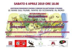 Mafie ed ecomafie al nord @ Piacenza