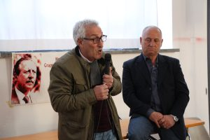 Francesco Mongiovì e Tommaso Catalano a Follonica