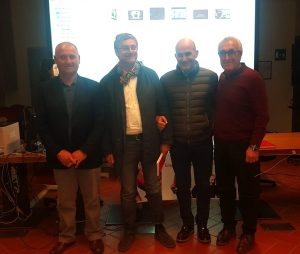Francesco Mongiovì Cons. Roberto Carrelli Palombi Presidente Luciano Costantini Tommaso Catalano Siena