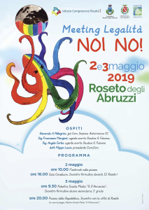 Noi No! Meeting a Roseto degli Abruzzi @ Piazza della Repubblica