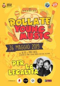 """""""Bollate Young Music"""" per la legalità @ Exess"""