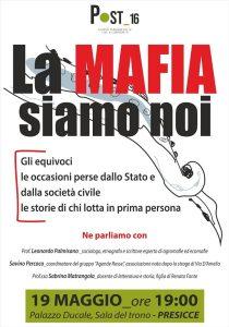Presicce (LE): La mafia siamo noi @ Presicce (Lecce)