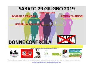 Donne contro la mafia @ Piacenza
