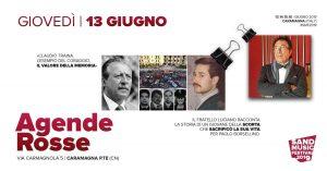 Caramagna Piemonte (CN) ospita Luciano Traina @ Caramagna Piemonte