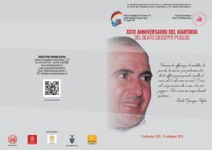 26° anniversario del martirio del Beato Giuseppe Puglisi @ Casa museo Beato Puglisi