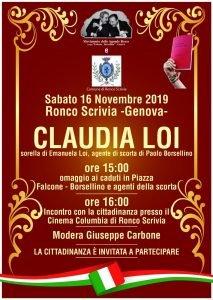 Agende Rosse a Ronco Scrivia (GE) @ Ronco Scrivia (Genova)