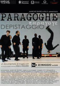 Docu-film Paragoghé in onda su RAI 5 @ RAI 5