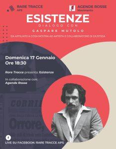 Esistenze: Dialogo con Gaspare Mutolo