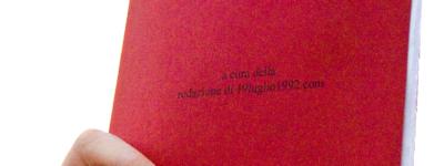 agenda rossa